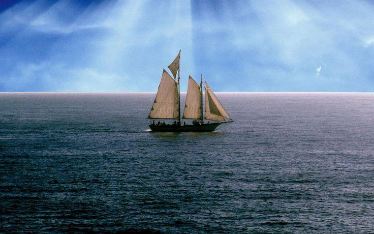 Naviguer sur un bateau à voiles  Activités  Pinterest
