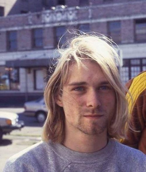 Channeling Kurt Cobain Part One  Channeling Erik