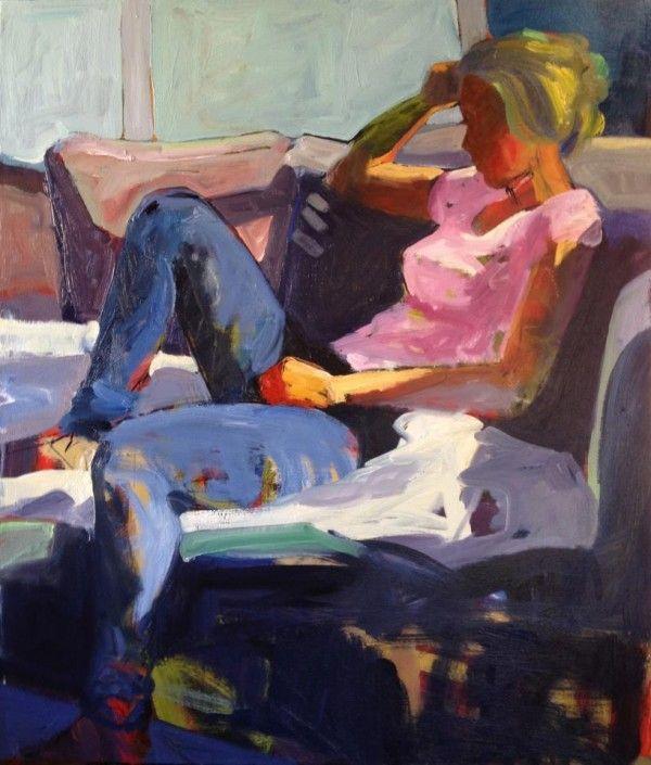 Melinda Cootsona Artist Interview Escape Into Art Pinterest