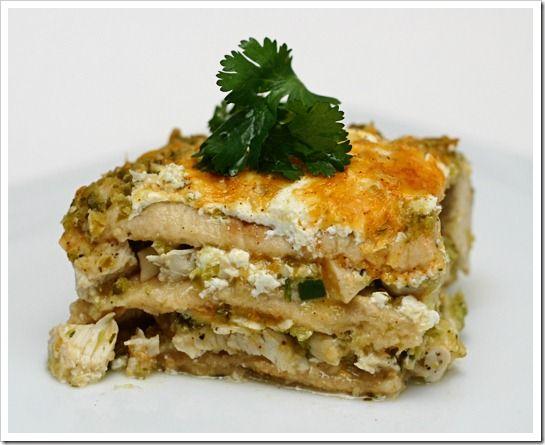 Chicken Tortilla Pie | FOOD & RECEIPES = NUMMY | Pinterest