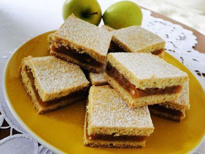 kudy-kam: Křehký jablečný koláč