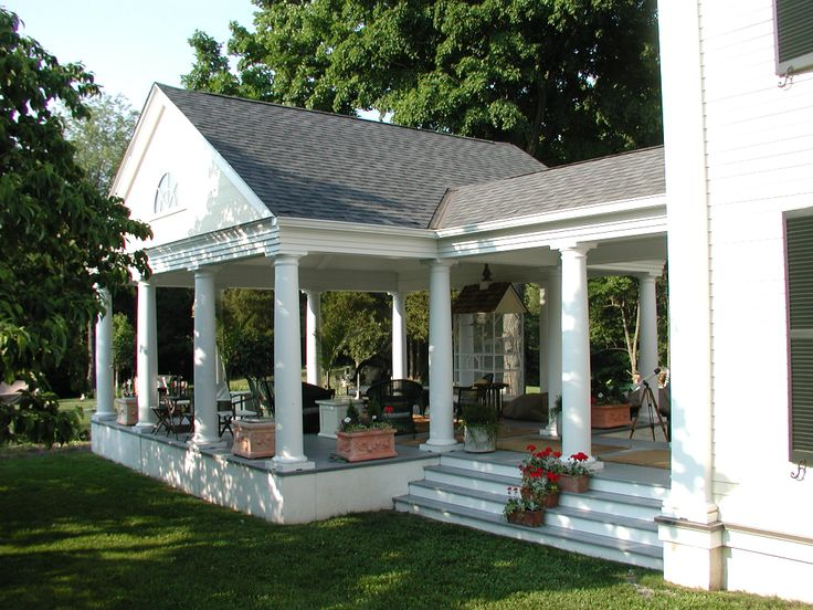 16 top photos ideas for palladian homes building plans for Palladian home designs