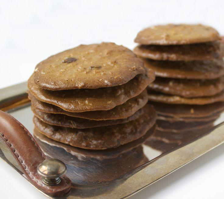 Cookies: sorghum flour, rice flour, oats, sunflower seed butter, eggs ...