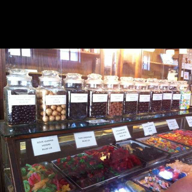 Old Fashioned Candy Store St Louis Mo