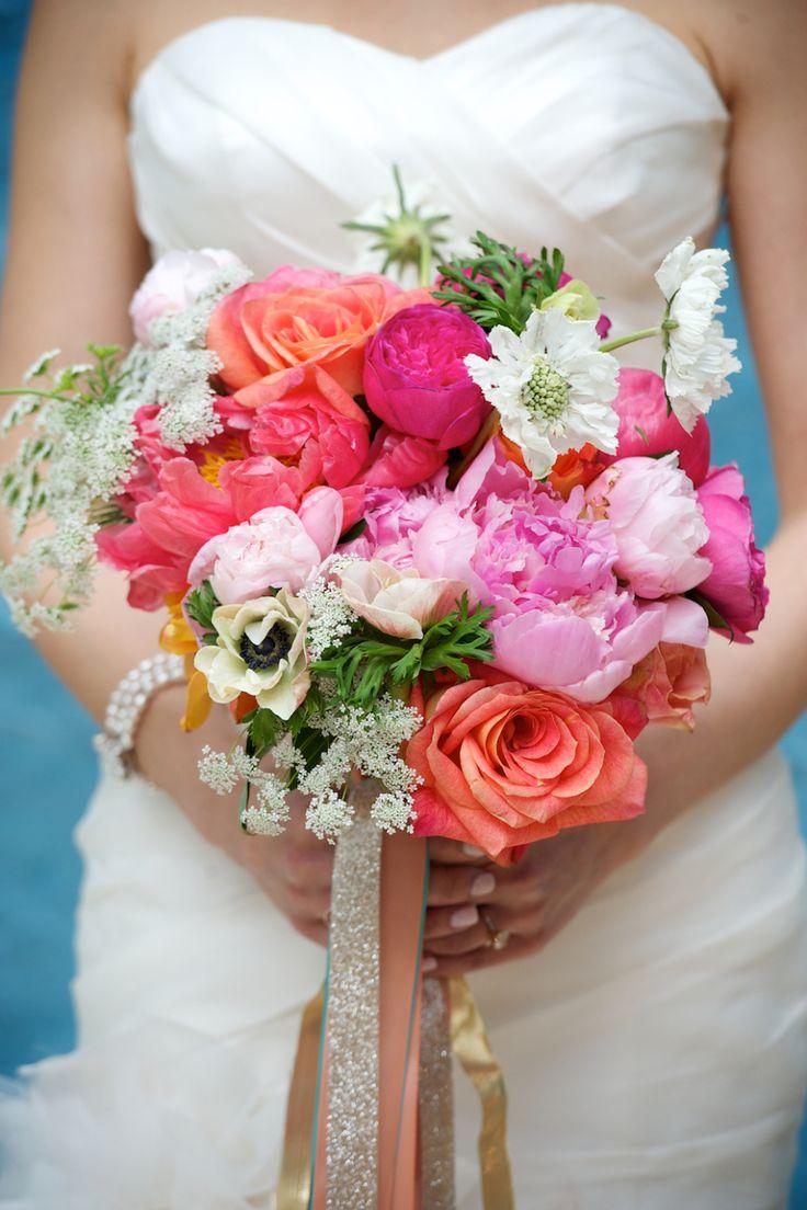 Fabulous florals | Austin Wedding at The Blanton Art Museum from Ashley Garmon Photographers  Read more - http://www.stylemepretty.com/texas-weddings/2013/09/04/austin-wedding-at-the-blanton-art-museum-from-ashley-garmon-photograpers/