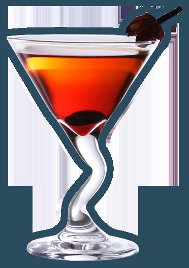 Manhattan. | Cocktails | Pinterest