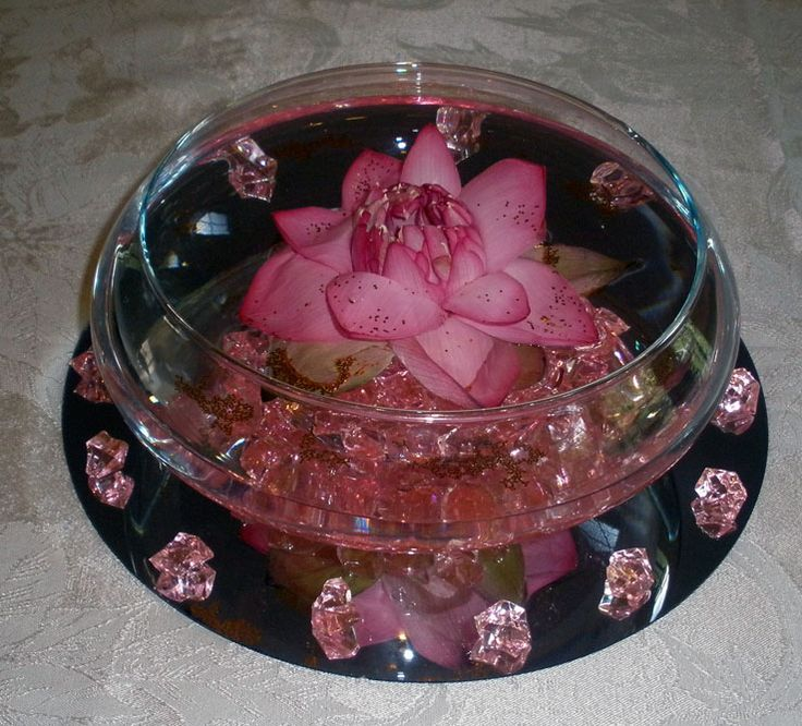 Lotus Flower Centerpiece : Pin by dominga rodriguez on flowers pinterest
