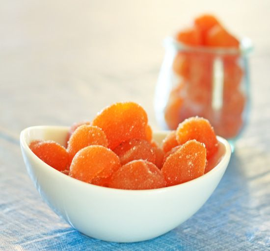 Candied Kumquats | Sweet Things I Made | Pinterest