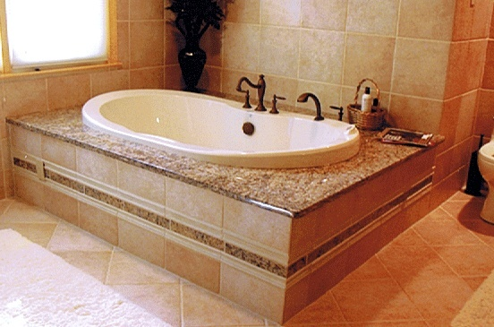 Jacuzzi bathroo home sweet home ideas pinterest Bathroom ideas with jetted tubs