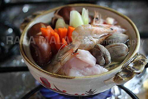 Nabe (Yosenabe/Japanese Hot Pot)