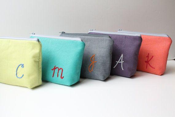 Bridesmaid gift ideas!