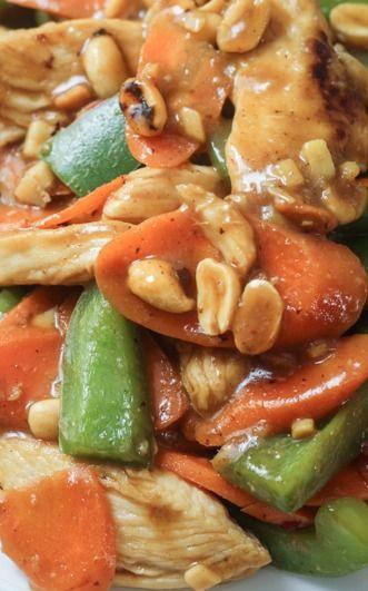 20-Minute Skinny Szechuan Chicken | Recipe