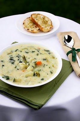 French spring soup | Recipes | Pinterest