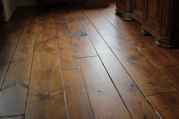 Eastern White Pine Old Growth Hardwood Flooring Solid