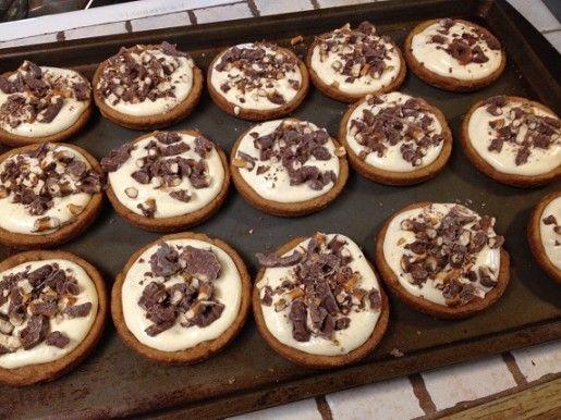 Peanut Butter Cookie Pies | Cookies | Pinterest