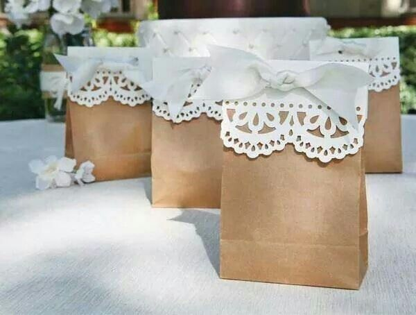 Wedding Gift Bags At Michaels : ... fofas para lembrancinhas Casamento / More about wedding