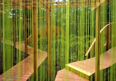 international garden festival modern garden art