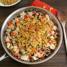 Tex-Mex Chicken and Rice | Winner Winner Chicken Dinner | Pinterest