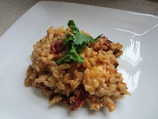 Sun-dried Tomato Risotto | FOOD - Vegetables are a must on a diet. I ...
