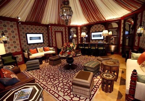 Arabic interior design arabian pinterest for Arabic interior decoration