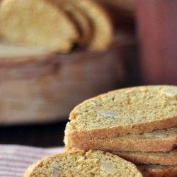 Saffron Biscotti | Cookie Shmookie | Pinterest