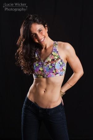 How I got my abs www.laurenhefez.com