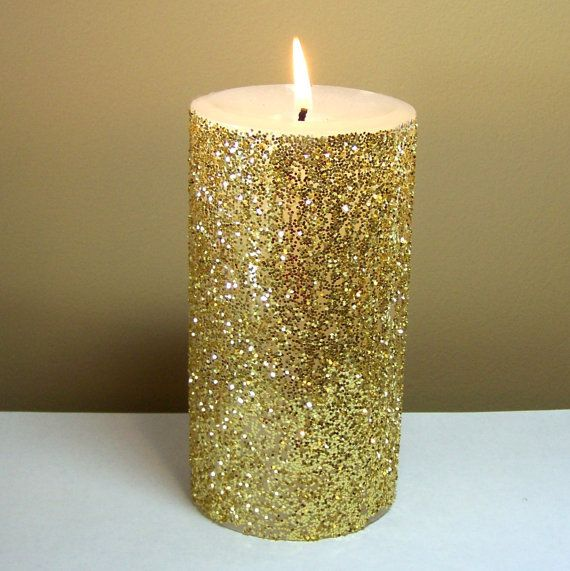 Pinterest discover and save creative ideas for Shimmer pillar candle