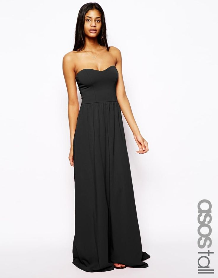 Plus Size High Low Maxi Dresses in addition 2016 New Year's Eve Dresses Plus Size as well New Look Maxi Dress likewise Black Asos Asos Mesh Insert Bandeau Midi Dress Screen moreover Tall Black Maxi Dresses. on asos bandeau maxi dress