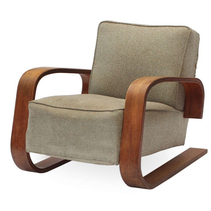 Tank chair by alvar aalto furniture pinterest for Alvar aalto chaise