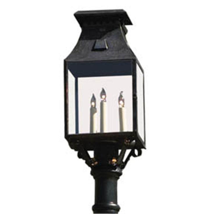 Tall outdoor post light for Tall landscape lights
