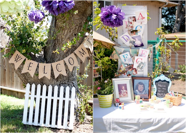 backyard garden baby shower i like the idea of having baby