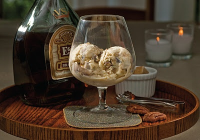 Butter Pecan with Brandy Recipe and Ice Cream Happy Hour Book Review ...