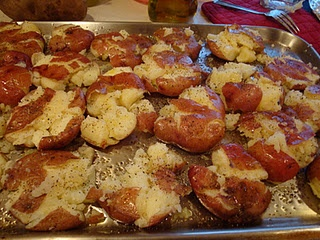 Roasted Smashed Potatoes | Moms Crazy Cooking Challenge - The Ultimat ...