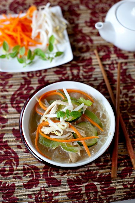 Leftover Turkey Ramen Soup | pinch of this, dash of that | Pinterest