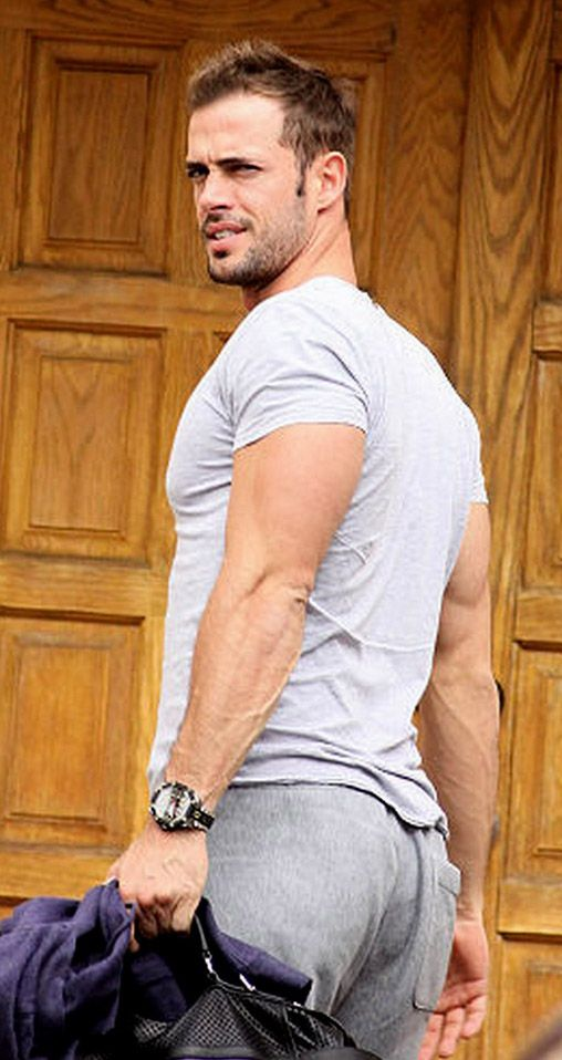 nude william levy butt