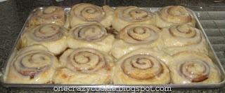 Grandma's Overnight Cinnamon Rolls. Made these last night and they ...