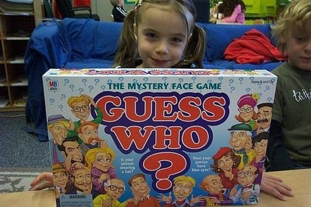 guess who how to play