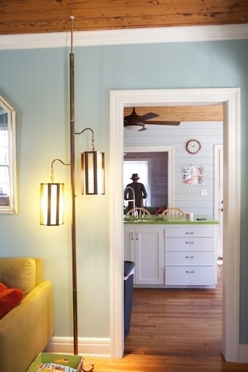 Laurel & Margo's Touch of Chartreuse ? Kitchen Spotlight