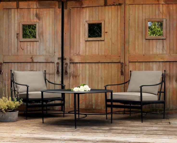 Brown Jordan Luxury Patio Furniture farmhouse