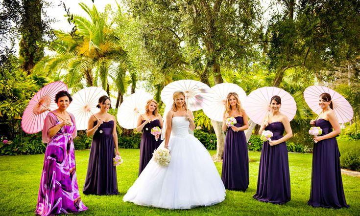 Deep Purple Wedding Dresses : Deep purple bridesmaids dresses ideas for jessies wedding pintere