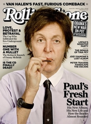 Paul McCartney: Yesterday & Today - Rolling Stone