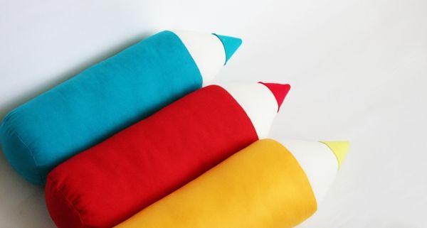 Pencil Pillow Kids Stuff Pinterest