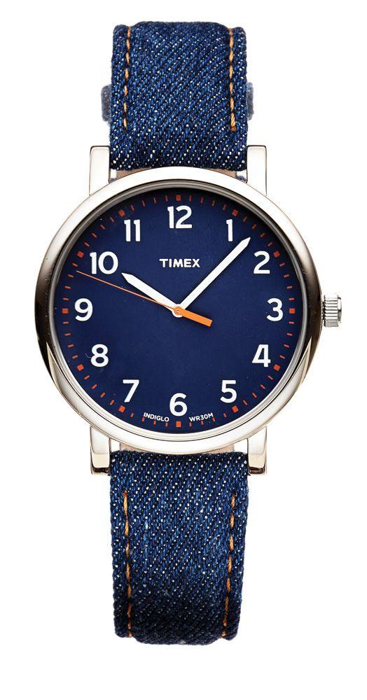 Denim Watch Strap | eBay