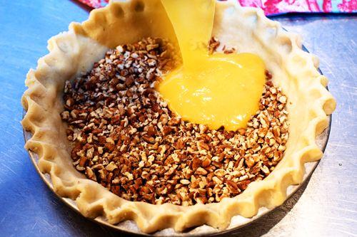 Pioneer Woman's Pecan Pie   Recipe