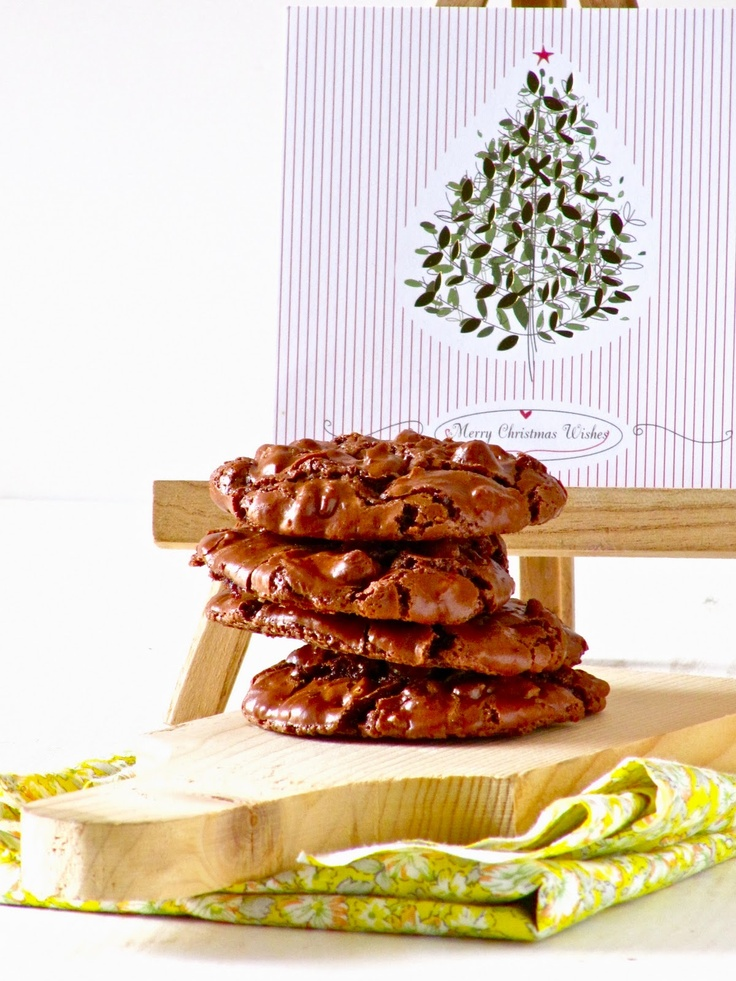 Chocolate Puddle Cookie — gluten-free, grain-free and dairy-free too ...