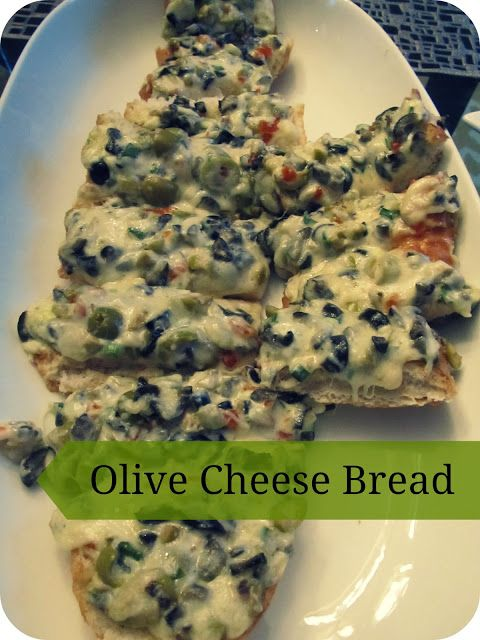 olive cheese bread | Breads, biscuits, muffins, pancakes, etc. | Pint ...