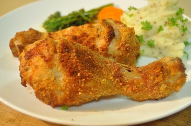 Oven-Fried Chicken | Recipe