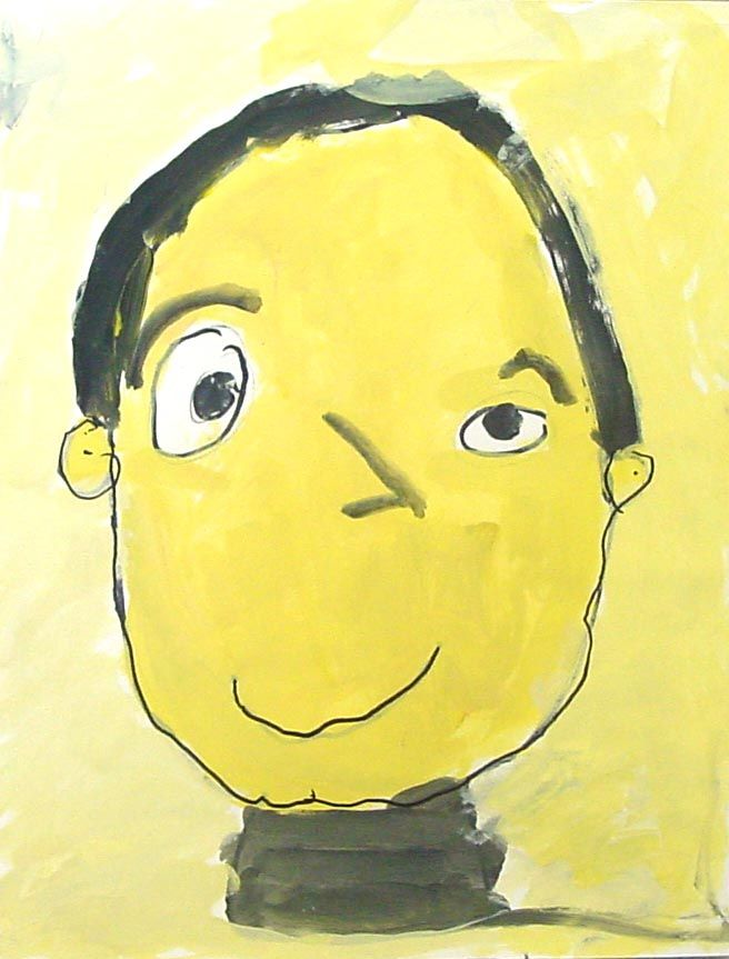 Picasso Self Portraits For Kids Art projects for kids: artist