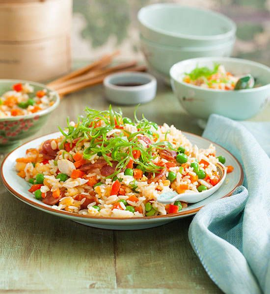 Quick Chinese fried rice recipe - Better Homes and Gardens - Yahoo!7