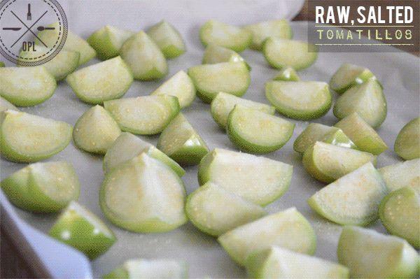Tomatillo Guacamole Starter | Recipe